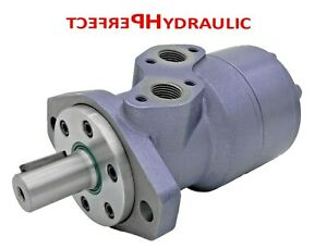 Hydraulic Orbital Motors Type OMP OMR SMR BMR 32 - 400 Like Danfoss 25 mm shaft