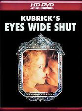 Eyes Wide Shut (Hd-Dvd, 2007) Tom Cruise & Nicole Kidman! *This is Hd-Dvd*