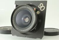 *NEAR MINT* Schneider Kreuznach Super Angulon 90mm F/8 Lens From JAPAN #FedEx#