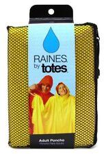 RAINES RAIN PONCHO ADULT SIZE (ASSORTED COLORS)