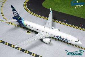 GeminiJets Alaska Airlines Boeing 737 MAX 9 1:200 G2ASA855