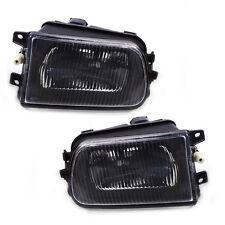 2 For BMW E39 1997-2000 Clear Lens Driving Fog Lights Z3 Bumper Lamps Black