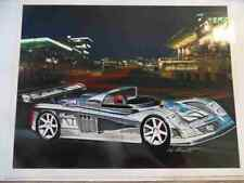 Foto fotografía photo photograph 2000 Cadillac Northstar le mans prototipo sr1216