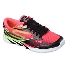 Zapatillas deportivas de mujer negro Skechers sintético