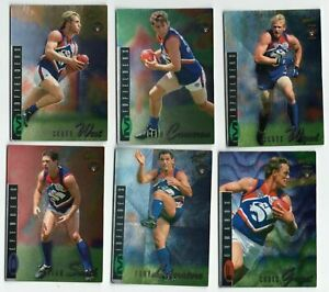 1996 Select Classic Centenary Series Footscray Bulldogs (pick from list)