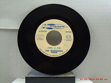 THE WANDERERS THREE -(45)- AUDITION RECORD  CRY I DO / TORO DOLTON - 59  -  1962