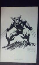 Wolverine  illustration art print by Jim Lee, Whilce Portacio, Scott Williams