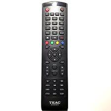 TEAC TV Brand New ORIGINAL Remote Control Model LEV24A317 LEV32A317 LEV40A317FHD