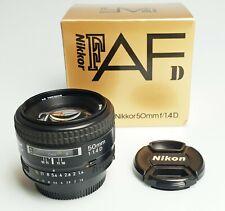 Nikon Nikkor Af 50/1,4 D