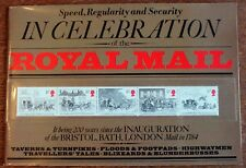 GB – Special Souvenir Pack – Royal Mail Stagecoaches (Le1)
