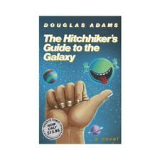 The Hitchhiker's Guide to the Galaxy 25th Anniversary Edition by Douglas Adam...