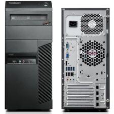 Lenovo ThinkCentre M82 i7 3770 3,4GHz 16GB 512GB SSD DVD Win 10 Pro Tower