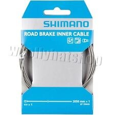 Shimano Road Bike BRAKE Inner cable 2050mm Y80098330 MRRP £3.99