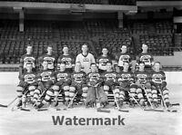 1930 - 31 Boston Bruins Team Photo Picture Black & White 8 X 10 Photo