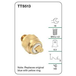 Tridon Water Temp Switch (Warning Light) TTS513 fits Seat Cordoba 1.8 i, 2.0 i