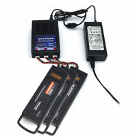 3 in 1 For Yuneec Q500 4K RC Special Rapid Balance Battery Charger with Adapter