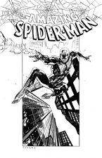 Marcio Takara - Marvel Comics Spider-Man - 11x17 - Original Art Drawing