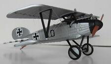 Albatros DV 1914 bi-plane scale model 1:30 King & Country Silver