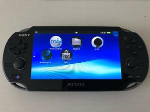 🔥 Console Sony PS VITA OLED - fw HENKAKU Enso 3.60 + carte mémoire 8 Gb 🔥