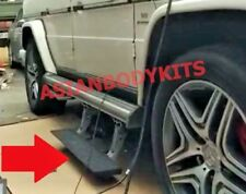 Mercedes Benz G class G63 G550 4x4 SIDE STEP ELECTRIC auto running boards W463