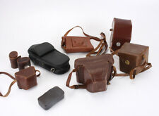 LOT OF SEVEN CAMERA CASES, UNSURE WHAT THEY FIT/213608