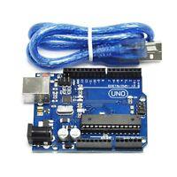 ATMEGA16U2 UNO R3 ATmega328P Development Board UNO R3 Arduino Compatible