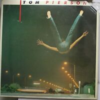 Rock Sealed Lp Tom Pierson Self-Titled On Applause