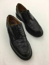 Johnston Murphy  Men's 7.5 M Oxford Dress Shoes, Black, Leather, Great Condition