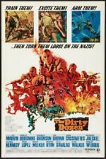 Dirty Dozen The Movie Poster 24in x 36in