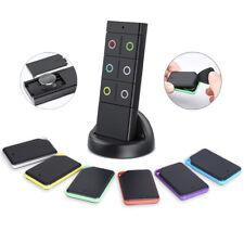 6x Receivers Wireless RF Item Finder Key Tracker Pet Kid Phone Dog Purse Locator