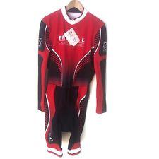 Primal Cycling Apparel Skinsuit Longsleeve Apx Chamois XXXL Fit Kit CX Suit NWT