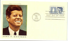 USA 1964 FDC Kennedy Gedenkmarke