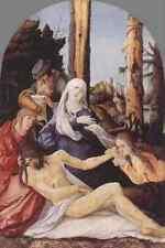 Baldung GRIEN Hans i lamenti di Cristo 5 stampa in A4
