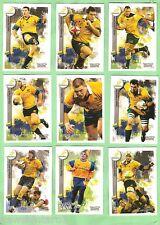 2003  AUSTRALIAN WALLABIES  RUGBY UNION CARDS