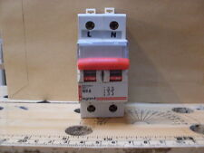 LEGRAND TENBY, 100A DP ISOLATOR 04336, 04335 AC22 BS5419 BRAND NEW