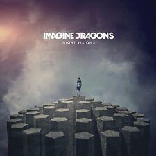 Night Visions - Imagine Dragons (2012, CD NEUF)