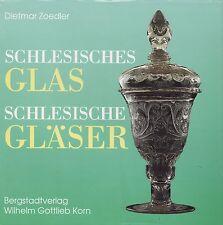 Fachbuch Schlesische Glas, Schlesische Gläser, STARK reduziert, STATT 35 Euro