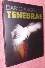 TENEBRAE BLU RAY STEELBOOK DARIO ARGENTO ARROW EXCLUSIVE