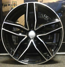 "4 X 20"" RS6C STYLE ALLOY WHEELS FIT AUDI A5 AND A7 ET25"