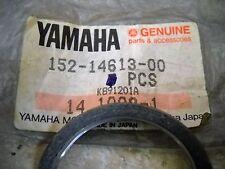 NOS OEM Yamaha Exhaust Pipe Gskt 1966-91 YZ80 Motocross DT100 RD250 152-14613-00