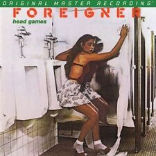 Foreigner - Head Games  +++ Vinyl 180g ++MFSL 1-342+++NEU+++OVP