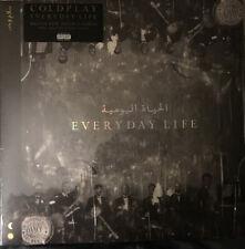 Everyday Life by Coldplay (180gm 2XLP, 2019 Parlophone, US, TMR-653, Sealed)