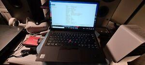 "Lenovo ThinkPad X1 Carbon G8 Laptop Core i5 16GB RAM 512GB SSD 14"" FHD IPS"