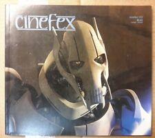 Cinefex Revue Nombre 102-July 2005 Star Wars III / Constantine / Sin City /
