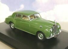 Superbo Oxford Diecast 1/43 RR Rolls Royce Argento Nuvola I 1 Fumo Verde