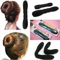 Magic Sponge Clip Foam Bun Curler Twist Hair Styling Maker Hair Beauty Tools