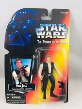 Star Wars Power of the Force Han Solo Action Figure