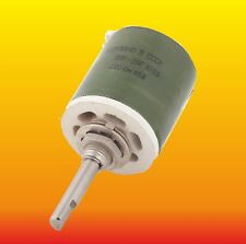 220 Ohm 25 W WIREWOUND POTENTIOMETER RHEOSTAT VARIABLE TRIMMER RESISTOR PPB-25G