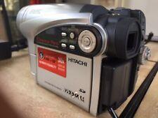 Hitachi Dvd Camcorder, Dzgx5020A,30x optical zoom