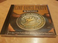 Line Dance Party - The Boot Scooters (CD Album)  Used very good